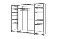 шкаф купе 2