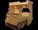 Секция мебельная подростковая «Валенсия-1»