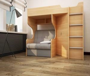 детской мебели для школьника девочки