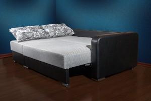 """В каждом современном жилье и во многих офисах можно встретить диван. В переводе с французского языка слово «диван» (произошло из персидского языка) означает «служебный кабинет». Этот предмет мебели снабжен длинным сидением, рассчитанным на нескольких человек. Также у него есть спинка, валики или ручки. По виду обивки диваны бывают кожаными, бархатными и т.д. Как правило, диваны - это мягкая мебель. Но бывают и жесткие. Например, деревянные или даже металлические диваны. Существует много модификаций диванов: тахта, софа, оттоманка, кушетка, канапе, банкетка. <h2></h2> <h2>Популярные раскладные механизмы для диванов</h2> Многие диваны в зависимости от вида механизма получили даже второе название. Наиболее известны такие раскладные механизмы и диваны: аккордеон, мералат, раскладушка, дельфин, выкатной (телескоп), книжка (клик-клак), еврокнижка.  Принцип работы дивана-аккордеона аналогичен работе гармошки аккордеона. Его можно легко и оперативно разложить.  В диване-мералате использовано тройное сложение, которое обеспечивается специальным механизмом. В таком диване нет сверху тента, а по бокам есть большое количество ламелей из бука. Обычно такой диван используют для обеспечения гостей спальными местами.  Диван-раскладушка комплектуют более толстым матрацем, который ложится на ортопедический пружинный блок. Благодаря такому механизму место для сна получается довольно ровным даже под нагрузкой. Поэтому такие диваны можно использовать для ежедневного сна.  В <a href=""""http://sp-valensia.ru/catalog/divan-corner/"""">угловых диванах </a>чаще всего используют механизм под названием дельфин. Принцип работы такой – сначала выкатывается дополнительная секция из-под основного сидения. Потом за специальную петлю эту секцию приподымают и устанавливают на одном уровне с основным сидением. В результате получается комфортабельное спальное место. <a href=""""http://sp-valensia.ru/catalog/divan-roll-out/"""">Диван с выкатным механизмом</a>, так называемым телескопом, является в наше время самым"""