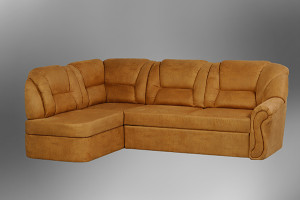 угловой диван кожа