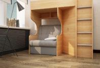 Детская кровать Валенсия 2
