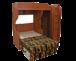 Детская кровать для мальчика Валенсия 2
